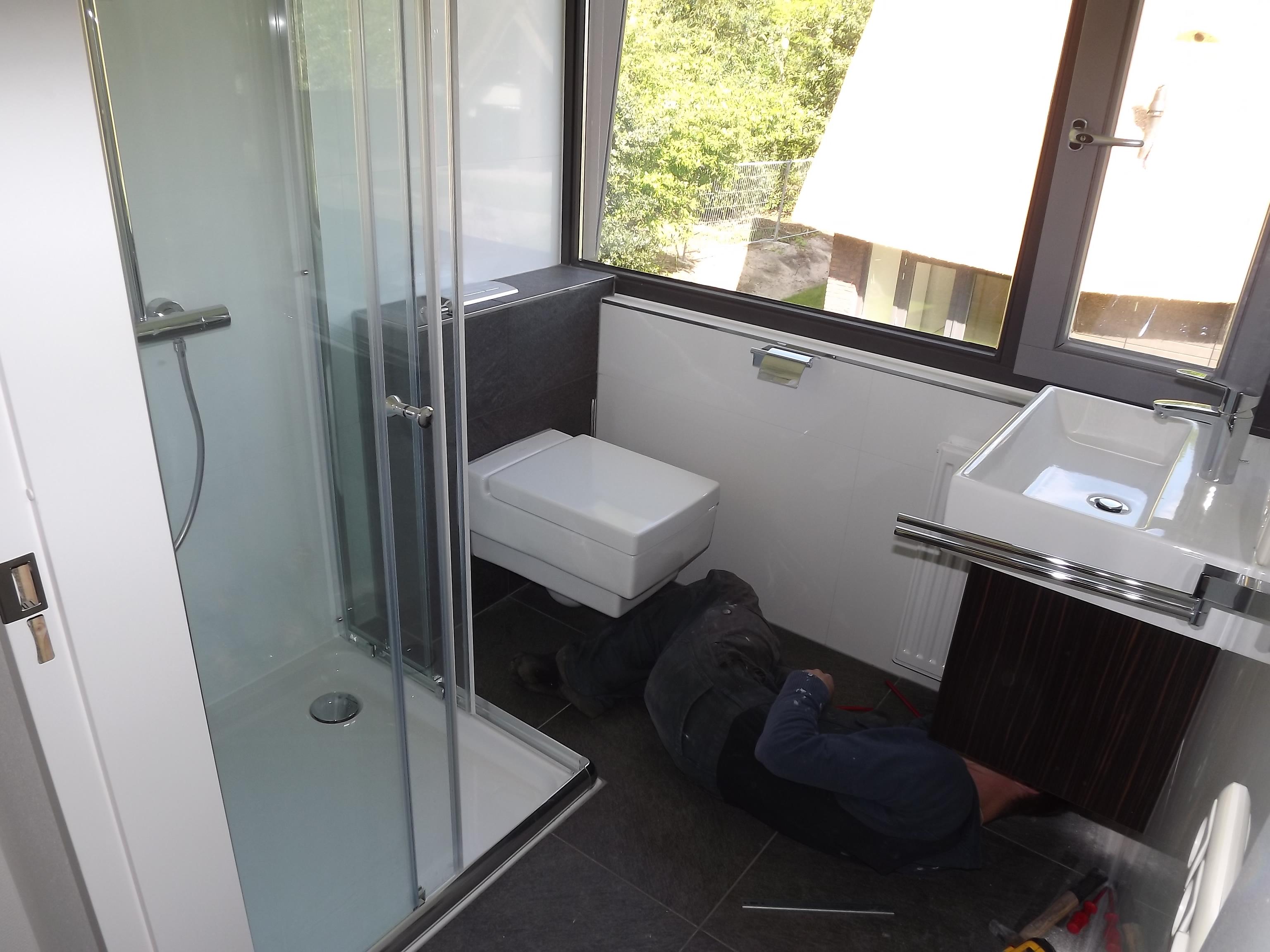 Mooi schoorl installatiebedrijf j koks b v - M badkamer installatie ...